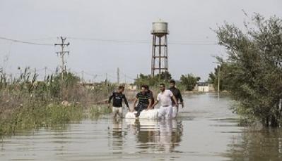 درمان ۲۰ هزار قطعه طیور و ۹۴۰ راس دام در مناطق سیل زده خوزستان